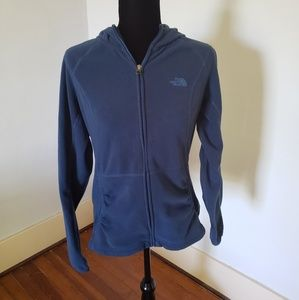 The North Face midweight hooded jacket